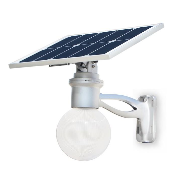 Eclairage solaire autonome for Eclairage jardin autonome
